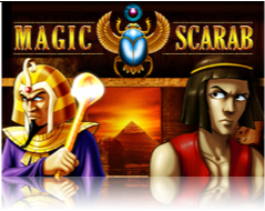magic scarab anteprima slot