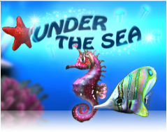 under the sea anteprima slot